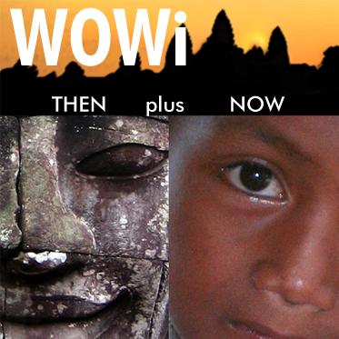 WOWi Angkor Wat project logo
